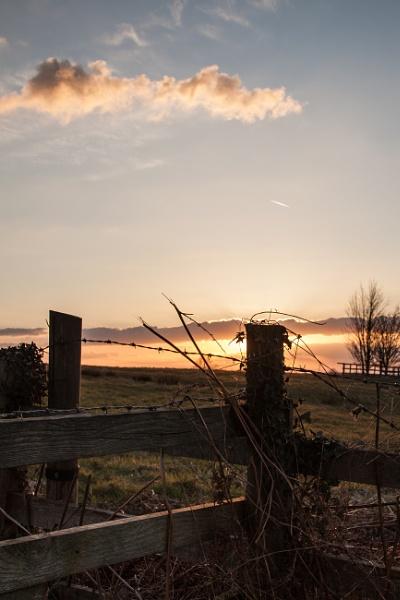 Sunset by Juditha