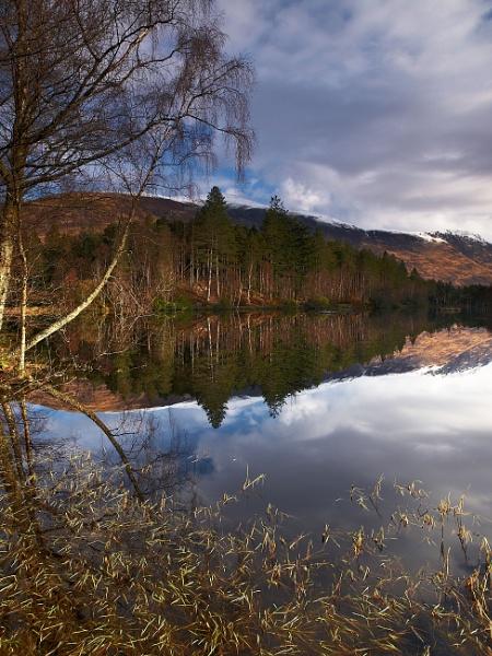 Lochan Reflections by bill33