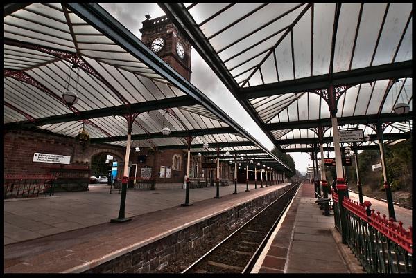 Ulverston Station