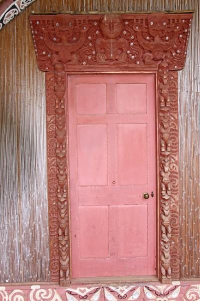 Pink Door by oaklea