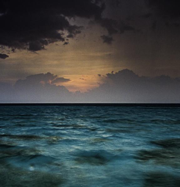 Maldivian Seascape 1 by Matthewpike
