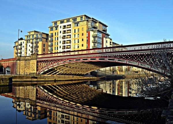 A Bridge over the Aire by gwynn56