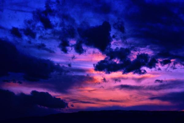 Mesa Sunset by originalgum