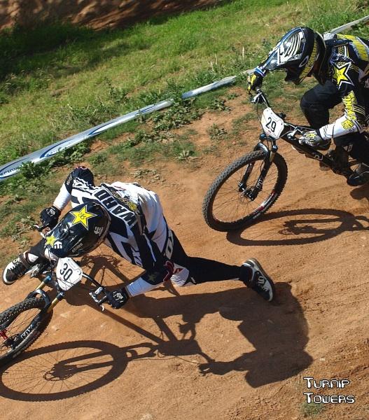 Mountain bikers by turniptowers