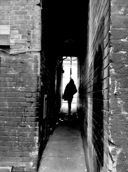 Dark Alley by AngelaSeager