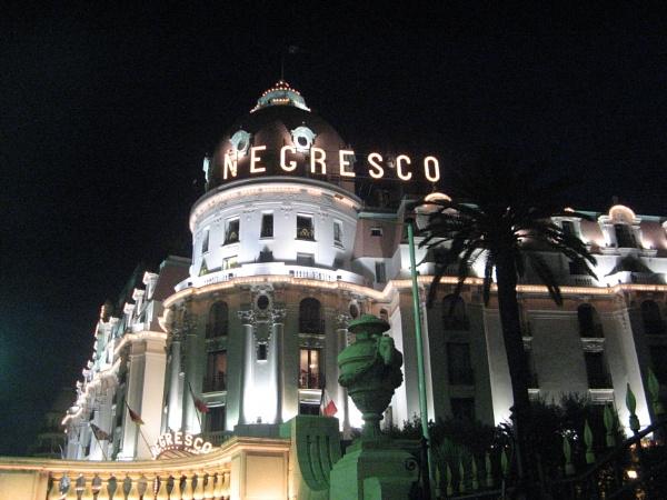 Negresco Night by freckleface1