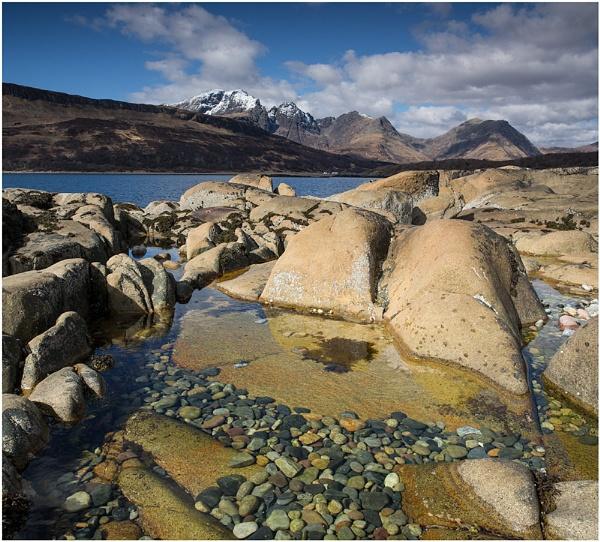 Pebble Pools... by Scottishlandscapes