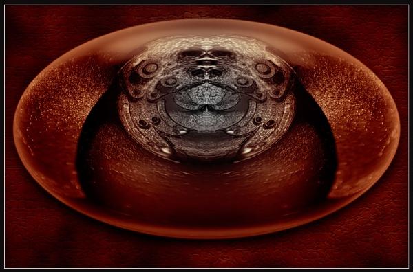 Alien Egg by Morpyre