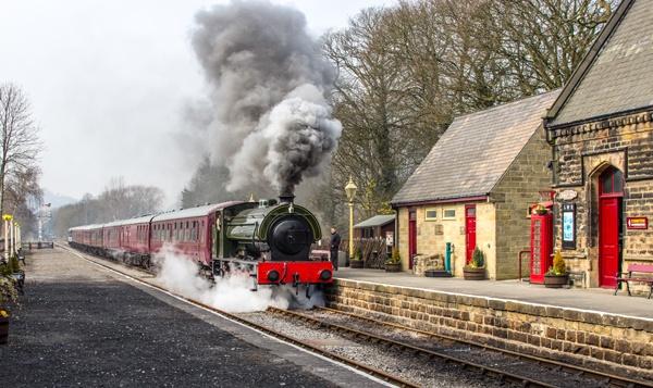 Peak Rail by ziggy