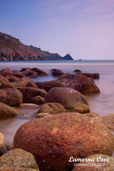 Lamorna Cove by CHRISB911