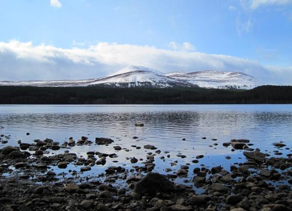 Loch Morlich by Redbull