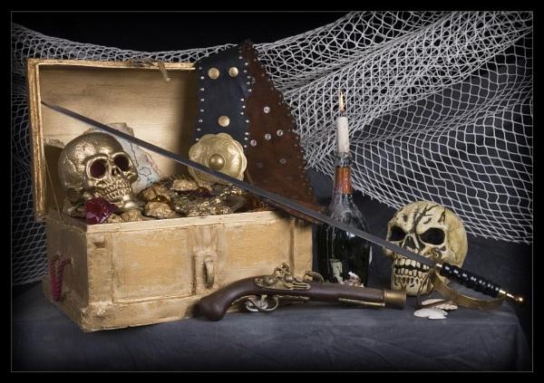 Pirates treasure by Alex_M