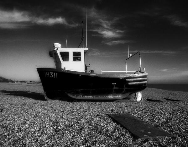 Aldeburgh boat by Steve_i2007