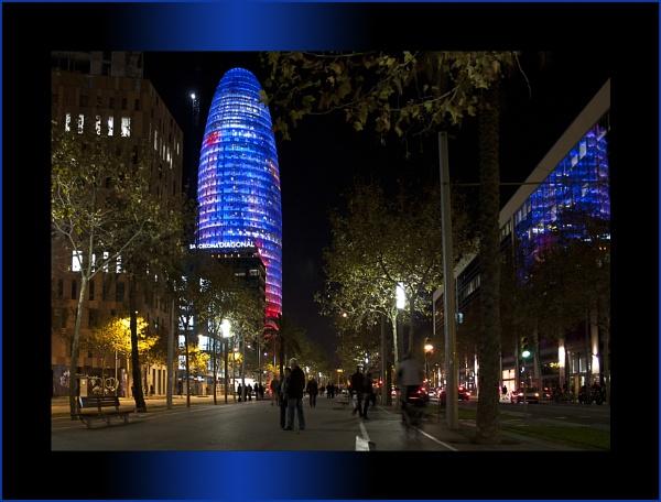 Breathtaking Barcelona by LynneJoyce