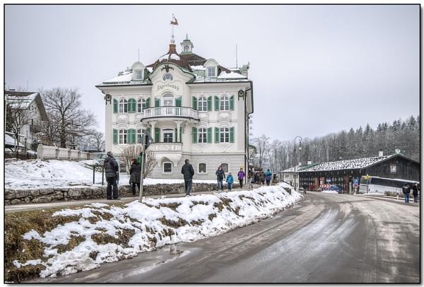 Hohenschwangau by TrevBatWCC
