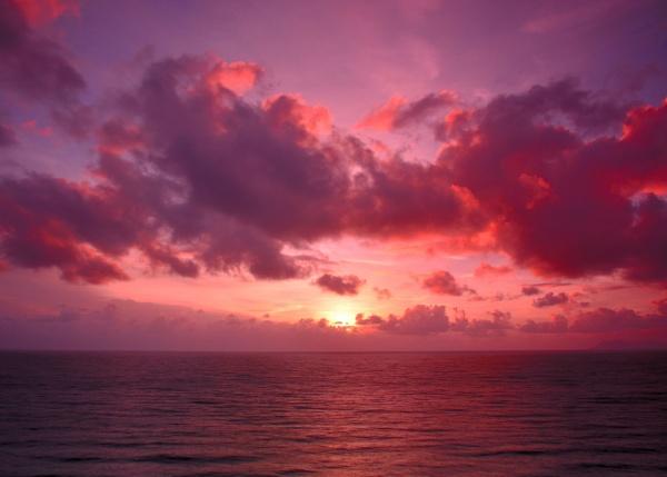 Cairs pastel sunrise by NippyN