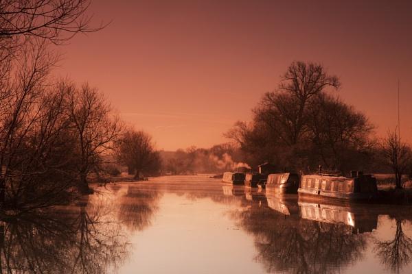 river soar by davekeen