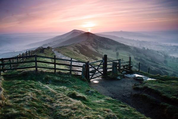 Saturday\'s sunrise (all by myself) by Gavin_Duxbury