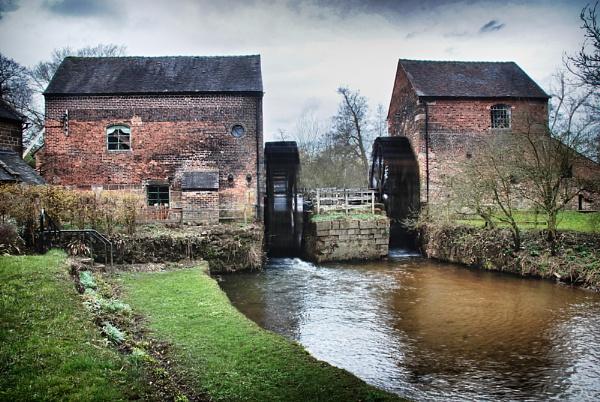 Cheddleton Flint Mill by jasonrwl