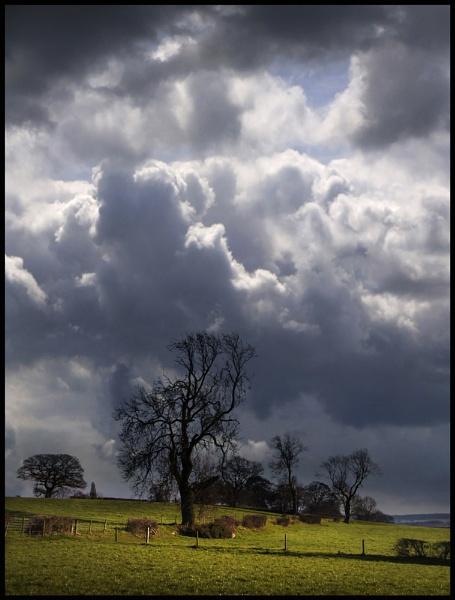 Shropshire Skies IV.
