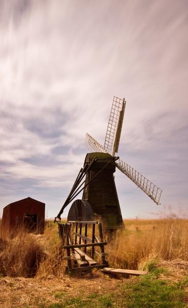 Herringfleet Mill by Scooby10