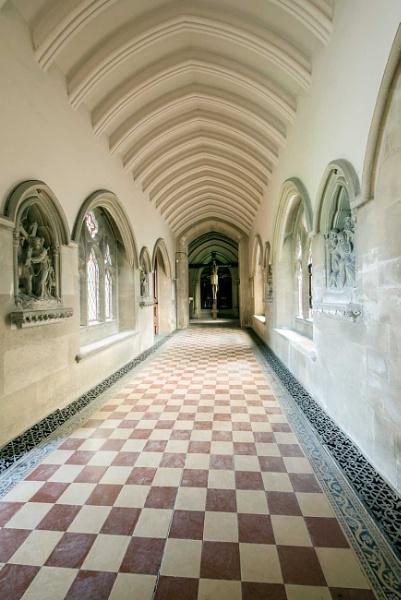 Stanbrook Abbey MkII by Kim Walton