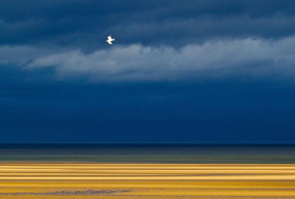 Stormy skies. by footloose