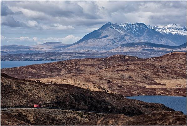 Postman always knocks twice... by Scottishlandscapes
