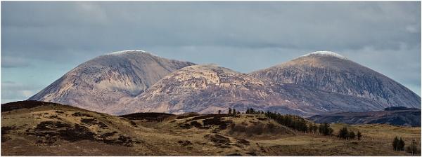 Beinn na Caillich... by Scottishlandscapes