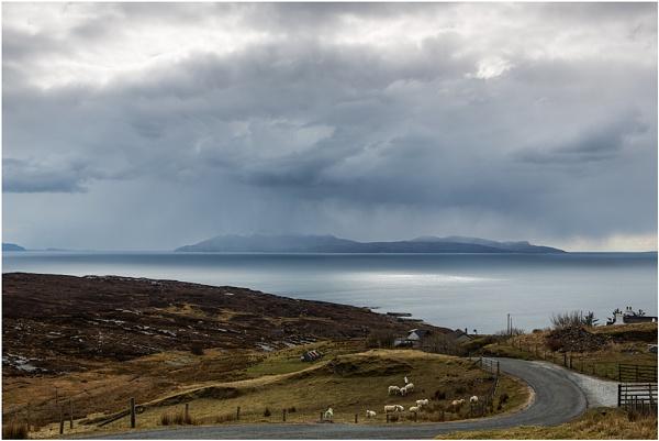 Rhum... by Scottishlandscapes