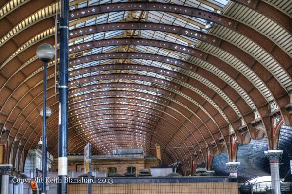 York Railway Station HDR by kblan