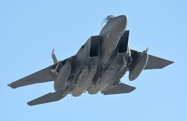 F 15 Mach Loop 2013 by MikeMar