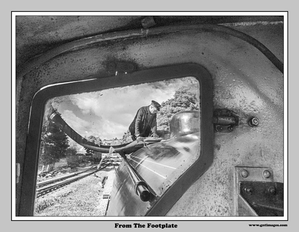 From The Footplate by GlynnisFrith