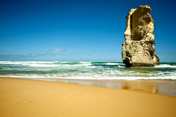 The Great Ocean Road, Australia. by TrevorH