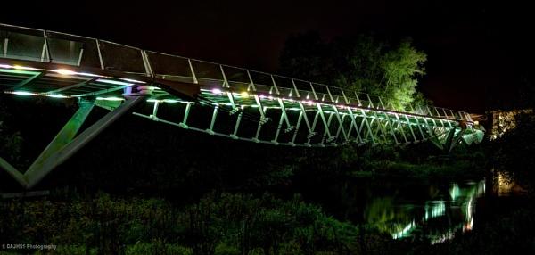 Living Bridge, University of Limerick by jholmes