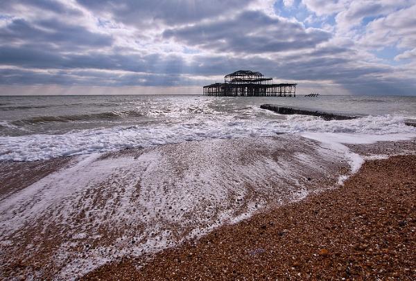 Brighton Pier by Steve012345
