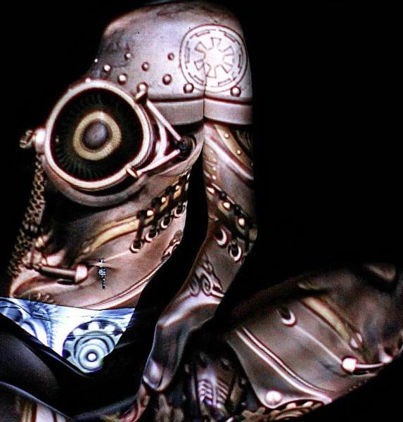 Dieselpunk Stormtrooper by nineteen68