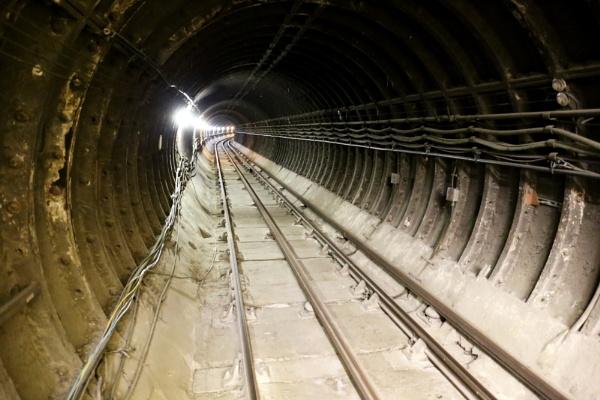 Aldwych Disused Underground Station by joshwa