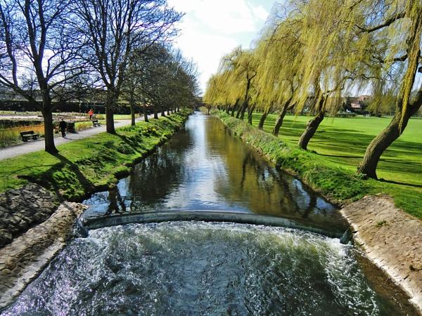 River Idle by Gypsyman