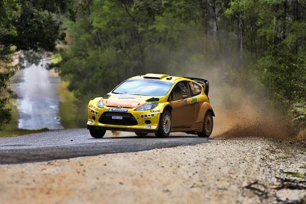 World Rally Championship Australia 2011 by ozimax