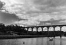 Calstock Viaduct V2 by topsyrm