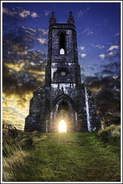 Dunlewy Sunrise by ANNIEKERR