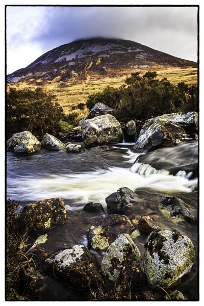 Errigal Dawn by ANNIEKERR