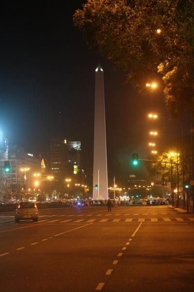 El Obelisco by JuanCarlos