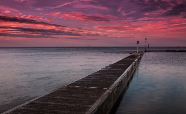 Margate Boating Pool by andyhicks