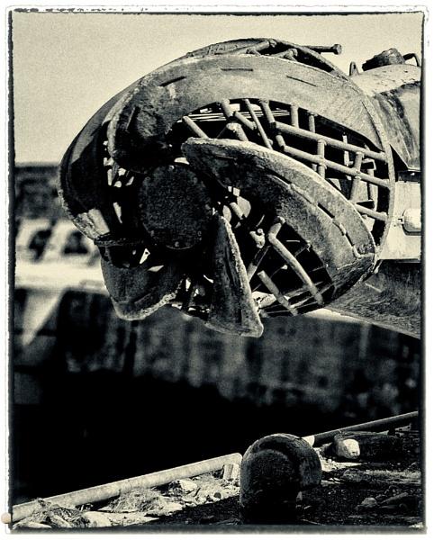 Dredger Bit 2 by ErictheViking