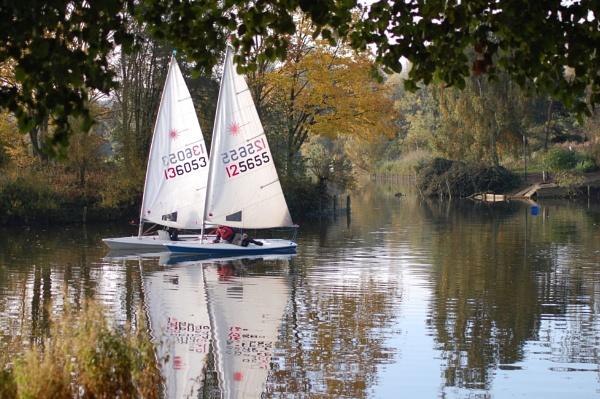 2 boats by ianball
