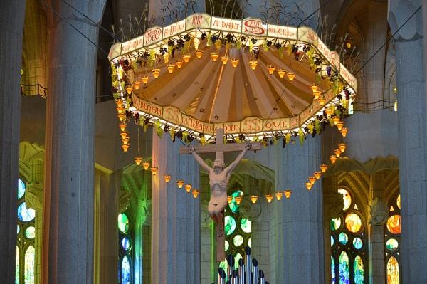 Sagrada Família by supermario1