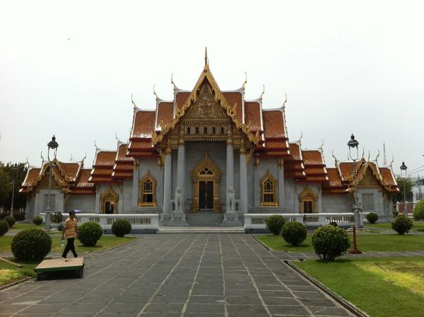 Buddha Temple Bangkok by Anilgupta70