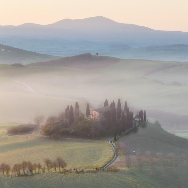 Tuscan aDawn #3 by Snaphappyannie